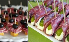 Tapas, Appetizer Salads, Brunch Party, Christmas Appetizers, Russian Recipes, Snacks, Food Dishes, Food To Make, Sausage