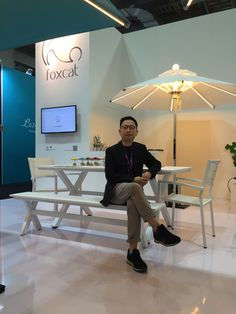 Our team was so busy showcasing our NI LED parasol and answering all the question at Maison & Objet Asia, and we are happy to meet so many talented people like you. #MOAsia16 #MO16 @maisonobjet