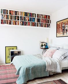 high bookcase