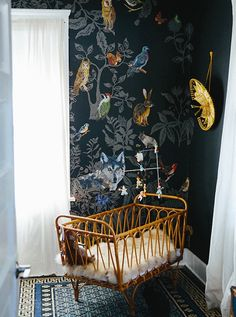 A little interior decor inspo for the wee ones.