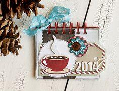 *Fancy Pants Designs* 2014 Mini Calendar