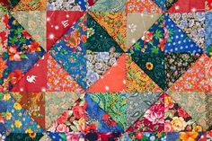 Examine the quilt      As Quilting Board suggests, it's good to start by doing a detailed check of the entire quilt – making notes of dama...