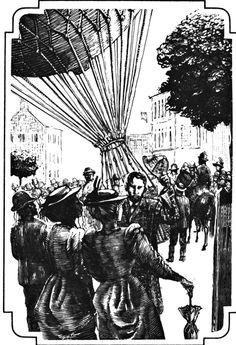 Czech illustration - Jaromír Vraštil
