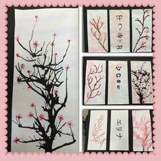 Kirsikankukat Japanin