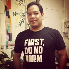 First, Do No Harm (Photo by HCWH/Faye Ferrer)