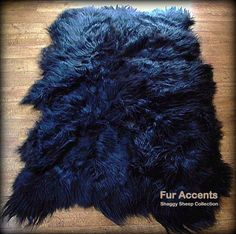 THICK SHAGGY SHEEPSKIN AREA RUG BY FURACCENTS.COM. YOU WONT BELIEVE ITS FAUX! BE KIND TO ANIMALS ALWAYS BUY FAUX
