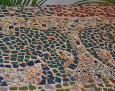 Handmade mosaic furniture – Etsy