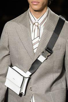 Fendi Fall 2018 Men's Fashion Show Details - The Impression