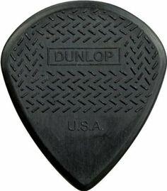 Plectrums 12 x Dunlop Stubby Guitar Picks 2.00mm Purple In A Handy Pick Tin