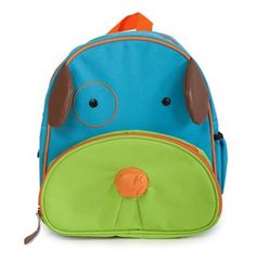 Mom and Dad can't carry everything so make sure to pick up toddler sized backpacks like this one so your little ones can pack and carry their own snacks and toys. Skip Hop Zoo Pack Little Kids & Toddler Backpack Dog Animal Backpacks, Little Backpacks, Cute Backpacks, School Backpacks, Toddler Backpack, Diaper Bag Backpack, Puppy Backpack, Preschool Backpack, Mochila Skip Hop