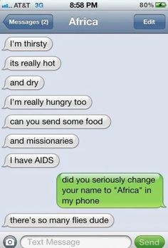 Funny Stuff for Your Day: Funny Text Message