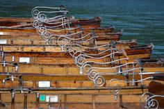 Rowing boats by jimmedia, via Flickr
