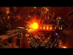 Battlefleet Gothic: Armada -- Teaser Trailer - YouTube