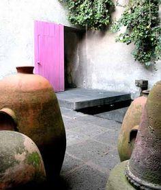 Mi Moleskine Arquitectónico: LA CASA ESTUDIO DE LUIS BARRAGÁN
