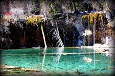 Hanging Lake --- near Glenwood Springs, CO --- another summer roadtrip :)