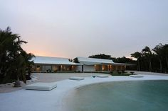 The Wave House by A-Cero