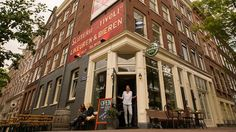 Hap-Hmm serves up tradition in more than one way: its traditional Dutch food is complimented by the fact that the time-honoured Amsterdam eatery has been running for a staggering 60 years.