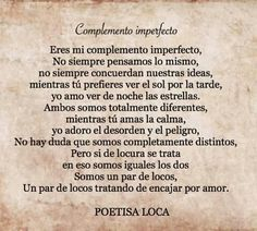 Complemento imperfecto