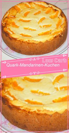 Low Carb Quark-Mandarinen-Kuchen - New Ideas Best Protein Shakes, Protein Shake Recipes, Protein Desserts, Protein Foods, Easy Cake Recipes, Low Carb Recipes, Baking With Protein Powder, Law Carb, Cake Ingredients