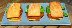 Mute Food: Hamburguesitas de champiñones (preparación: 20 min...