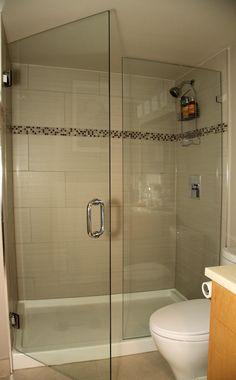 Shower enclosure #Inline Configuration