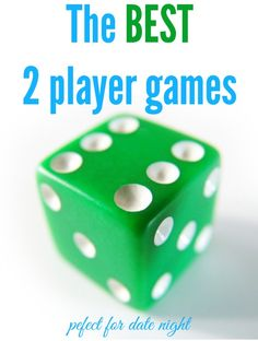 The best two player board games - These are perfect for date night!