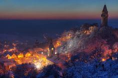 25 городов, которые особенно хороши зимой. ШТРАМБЕРК, ЧЕХИЯ