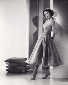 Style Facts: Fashion in the Fifties | Closet Vanity