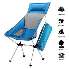 YAHILL Ultralight Collapsible Camping Chair Folding Compact Portable with Carrying Bag for Indoor Furniture and Outdoor Beach Picnic Hiking Travel Hunting Fishing Director Working Camping Furniture, Camping Chairs, Outdoor Gear, Outdoor Chairs, Beach Picnic, Hiking Equipment, Indoor Activities, Carry On Bag, Hunting