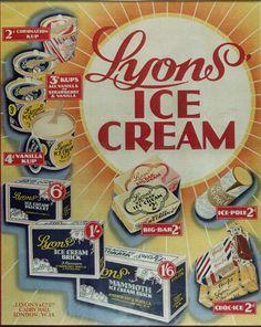 Lyons Ice Cream