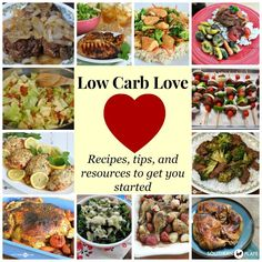 Low Carb (Ketogenic) Southern Plate Recipes – and my results so far! ~ http://www.southernplate.com