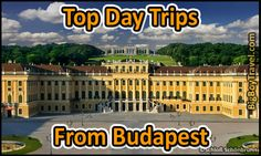 Top Day Trips From Budapest Hungary. Best side excursions and one day tours from Budapest including the top places to see nearby self guided and other cities outside of town. Plus how to get to each of side trip by bus, train, or tour group.