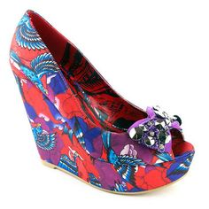 Havana Breeze Wedge Purple, $35, now featured on Fab.