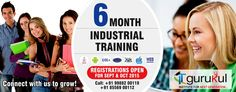 Admission Open for 6 months Industrial Training at IT Gurukul in Ludhiana.  Register Now. We will provide you experience on live project.