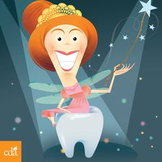 February 28 is National Tooth Fairy Day! Re-pin to pass it on. #toothfairy #dentistry