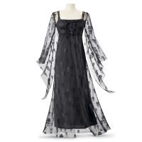 Nightshade Gown and Slip Dress Ensemble