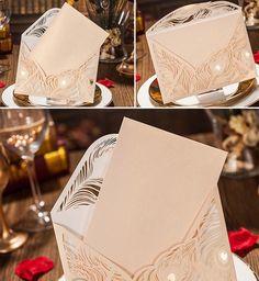 goldene hochzeit dankeskarten einsteckkarten romantisch. Black Bedroom Furniture Sets. Home Design Ideas
