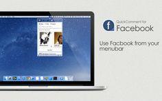MenuTab for Facebook, gratis por tiempo limitado Mac App Store