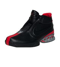 NIKE Michael Vick Mid top sneaker Padded tongue with Michel Vick signature  and Nike SWOOSH detail 9bb516242
