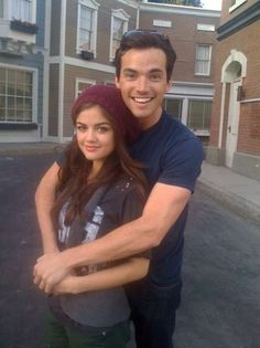 Oh I love them :) Even though their love is so not legal in the show they are only 3 years apart in real life!