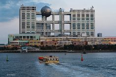 Fuji Television Headquarters - Daiba, Tokyo