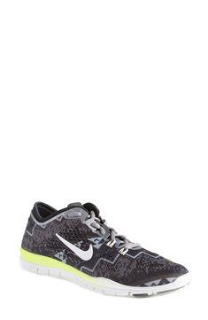 Definitely needs these Nike Free training shoe.
