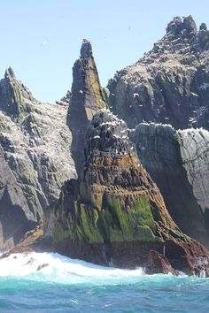 Where beauty and power collide. A trip to Skellig Michael will take your breath away. #vagabondireland