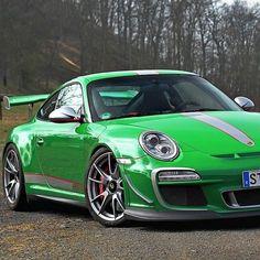 Porsche 911 Turbo GT