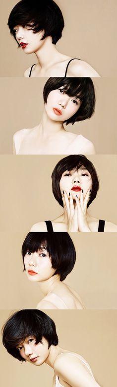 bae doona + high cut photoshoot
