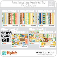 Amy Tangerine Ready Set Go  @AC Digitals  #helloacdigitals
