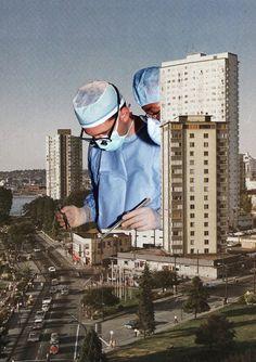 Martin Carri: In Surgery, 2014 #art #wallart #collectible #contemporaryart #print #surgery