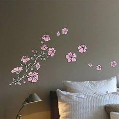 Sticker Fleurs Sakura 48 cm x 68 cm