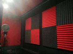 Studio Build, Take Apart, Sound Proofing, Recording Studio, Blinds, Voice Acting, Construction, Building, Home Decor