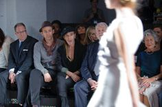 John Galliano attends Fashion Fringe S/S 2011 show at London Fashion Week at Covent Garden on September 18, 2010 in London,